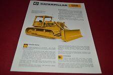 Caterpillar D5B LGP Crawler Tractor Dozer Dealer's Brochure DCPA6