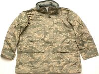 All Purpose Environmental Camouflage Parka Hood Jacket Military Outerwear, Large
