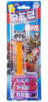 Marvel Guardians Of The Galaxy Rocket Raccoon Pez Candy Dispenser And Candy
