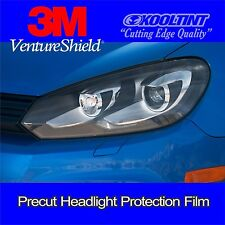 Headlight Protection Film by 3M for 2010-2014 VW Golf Mk6