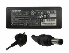 GENUINE ORIGINAL 19V 3.42A TOSHIBA V85 LAPTOP AC ADAPTER CHARGER N193 UK & CABLE