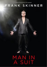 Frank Skinner: Man in a Suit  (UK IMPORT)  DVD NEW