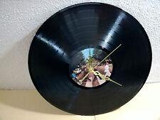 """THE BEATLES Abbey Road  VINYL 12"""" lp Wall Clock"""