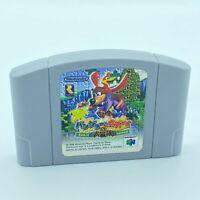 N64 BANJO KAZOOIE NINTENDO 64 Japanese Version