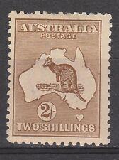 Australia 1915 Kangaroo 2/- 3Rd Wmk