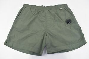 C.P. (CP) Company NWT Beachwear Boxer Swim Suit Size 48 S US In Army Green