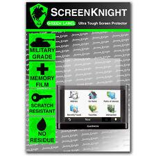ScreenKnight Garmin Nuvi 42LM SCREEN PROTECTOR invisible military shield