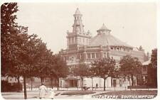 Grand Theatre Southampton RP old pc used 1913