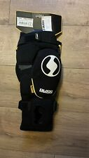 Bliss Protection Team Knee/Shin Pad - Large  black