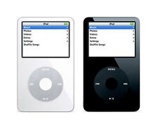 Apple iPod Classic 5th Generation or 5.5 White Black 30GB 60GB 80GB *USED*