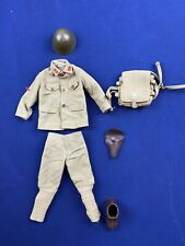 SOTW GI Joe Vintage 1966 Japanese Imperial Soldier Uniform Backpack Helmet Holst