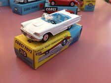 Corgi Toys REF 215 Ford thunderbird   near Mint in original box