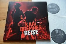KARI BREMNES Reise 2 LP Strange Ways way 268 gatefold
