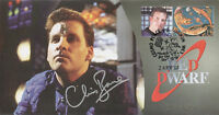 CHRIS BARRIE Signed Ltd Edition FDC RIMMER In RED DWARF  COA