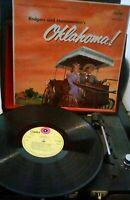 "Rodgers & Hammerstein – Oklahoma! Vinyl 12"" LP UK SLCT 6100"