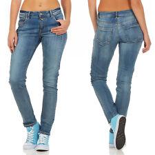B.C. Best Connections by Heine Boyfriend Jeans Damen 149344 Used Skinny Blau Neu