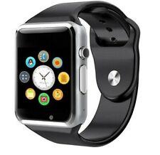 Bluetooth Smart Watch téléphone + Caméra Carte SIM pour Android IOS Phones