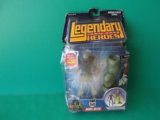 """CLEAR Judge Death Action Figure Legendary Comic Book Heroes 6"""" """"Crushed Package"""""""