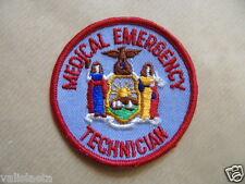 PATCH USA MEDICAL EMERGENCY TECHNICIAN / SERVICE DE SANTE