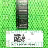 15PCS MC74AC4040DR2G AC4040 SOP16 ON