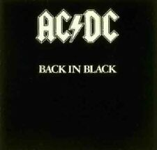 Back In Black - Ac/Dc (2003, Vinyl NUOVO) Remastered