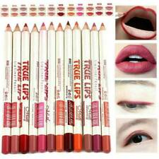 6 Pcs Lipstick Pen Waterproof Pencil Lip Liner Long Lasting Matte Makeup Pen Set