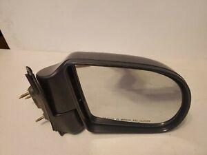 1999 - 2004 CHEVROLET S10 BLAZER DOOR SIDE VIEW POWER MIRROR MANUAL  RH OEM 0126