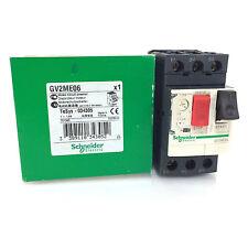 Motor circuit Breaker GV2ME06 034305 Schneider 1.0-1.6A GV2-ME06