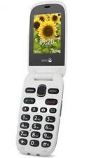 Doro 6030 Unlocked Big Buttons Loud and Clear Sound Flip Mobile Phone Easy Use