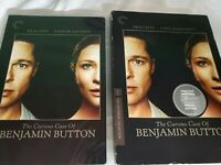 The Curious Case of Benjamin Button Criterion Collection DVD, 2009 2-Disc Set M1