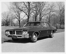 1971 Oldsmobile F-85 Town Sedan Press Photo 0181