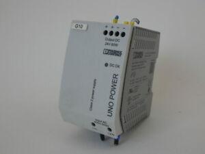 Phoenix Contact 2904371 Power Supply, UNO-PS/2AC/24DC/90W/C2LPS
