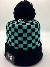244dc5b648d Jeremy Scott New Era Collaboration Checker Knit Beanie Hat