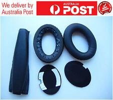 BOSE QC15 QC2 HEADPHONES GOOD QUALITY REPLACEMENT EAR CUSHION EAR PADS HEADBAND