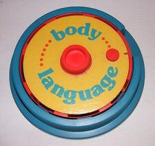 1975 Milton Bradley Body Langauge Game - TIMER