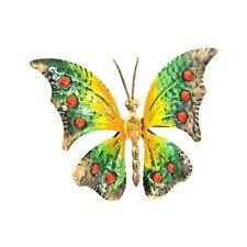 Farfalla Media in Ferro Battuto da appendere vari colori Bomboniera Giardino
