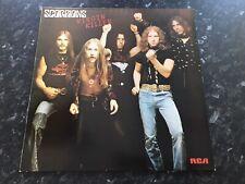 Scorpions - Virgin Killer - Vinyl Album *Metal*
