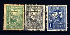 ROMANIA - 1916-1918 - A favore delle famiglie