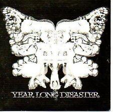 (107A) Year Long Disaster, Leda Atomica - DJ CD