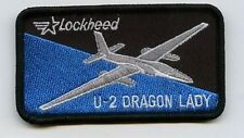 LOCKHEED U-2 DRAGON LADY BLACKCAT SQN 5TH RECON SMALL PEN TAB PATCH