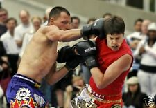 Kick Boxing & Muay Thai Boxing Explosive Techniques CD