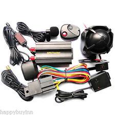 Kits Car Vehicle GPS103B TK103B GPS Tracker Remote Controller+Shake Sensor+Siren
