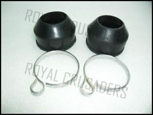5 X NEW SHORT FORK GAITERS+CLAMPS PAIR SUITABLE FOR ROYAL ENFIELD @JUSTROYAL