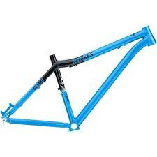 "NS Clash 26"" Hardtail Mountain Bike MTB Alloy Frame 120-150mm Blue Black Medium"