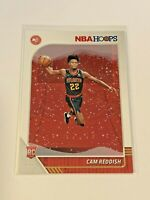 2019-20 Hoops Basketball Winter Parallel #207 - Cam Reddish RC - Atlanta Hawks