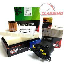 Complete Filter Service Kit for LAND ROVER FREELANDER Mk 2 - 2.2D - 2006 to 2014