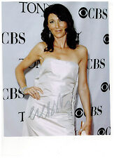 EVE BEST-ACTRESS signed 8x10 PIC COA_ PROOF  2015 NURSE JACKIE-FREE SHIPPING