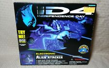 Trendmasters Independence Day ID-4  Electronic Alien Attacker Spaceship