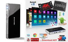 BYINTEK UFO P10 Smart Android 5G WIFI 4K HD 3D DLP Projector