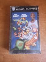 Space jam Michael Jordan bluray retro vhs box